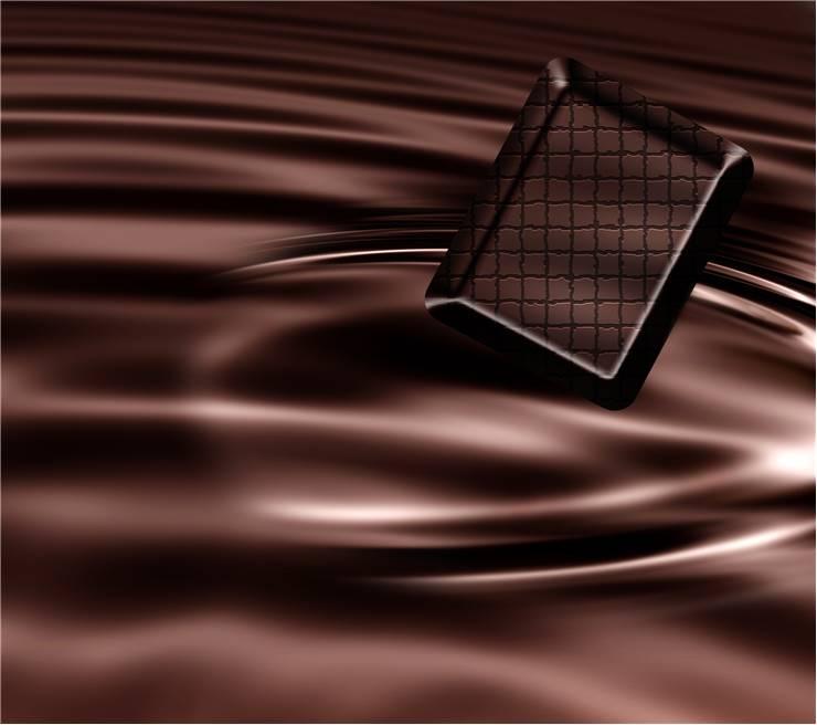 Le chocolat contient de la caféine